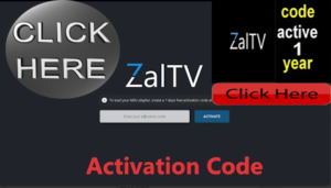 Photo of GET Free Code Activation ZALTV IPTV